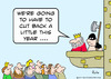 Cartoon: cut back king executioner axe (small) by rmay tagged cut,back,king,executioner,axe