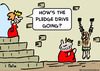 Cartoon: drive pledge king dungeon (small) by rmay tagged drive,pledge,king,dungeon
