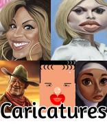 Karikaturen / caricatures