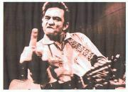 Johnny CASH --------------->
